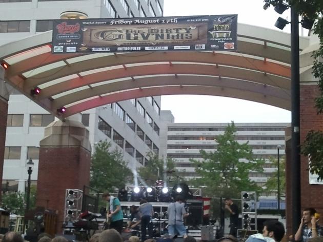 market square concert