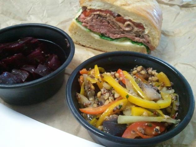 blackberry farm lunch food