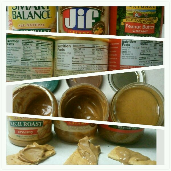 peanut butter comparison