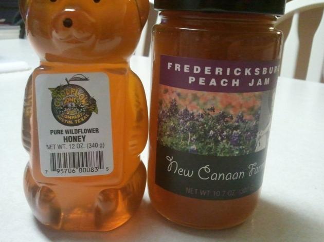honey and jelly