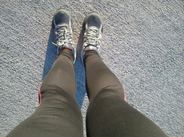 new pants and shoes