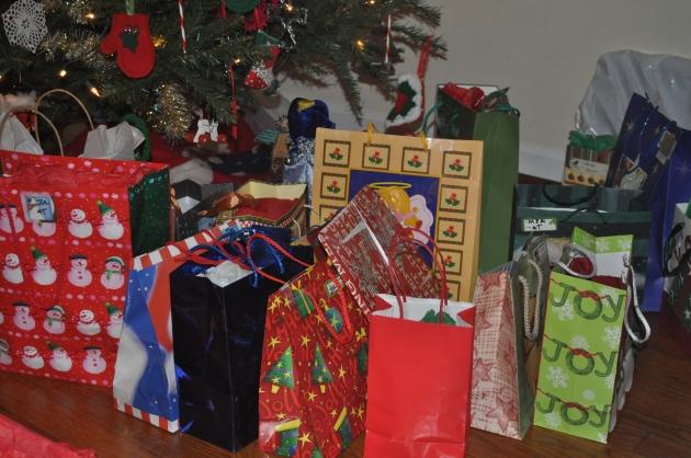 more presents!!
