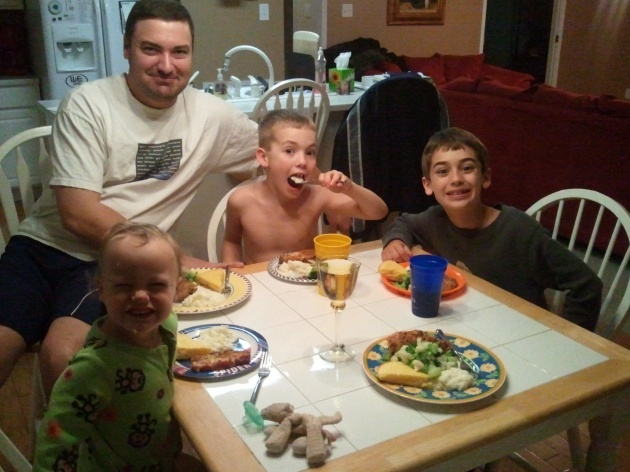 family plus one