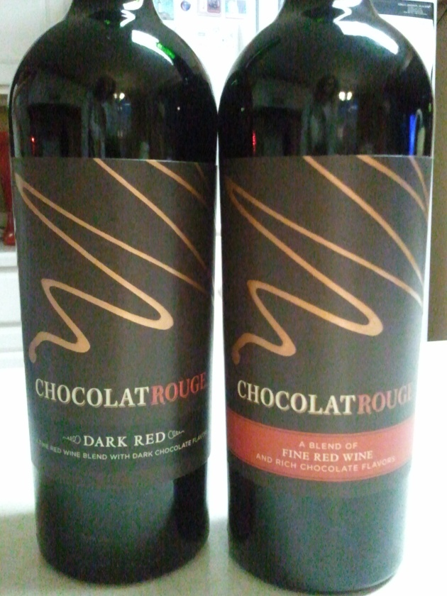 chocolate wine