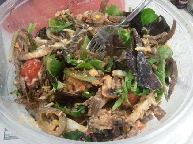 deer salad