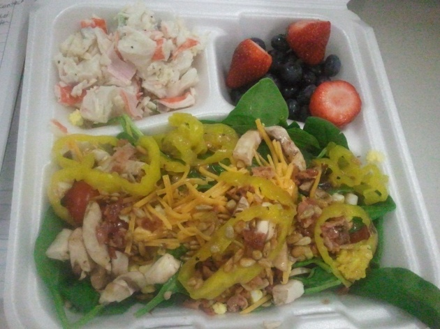 food city salad