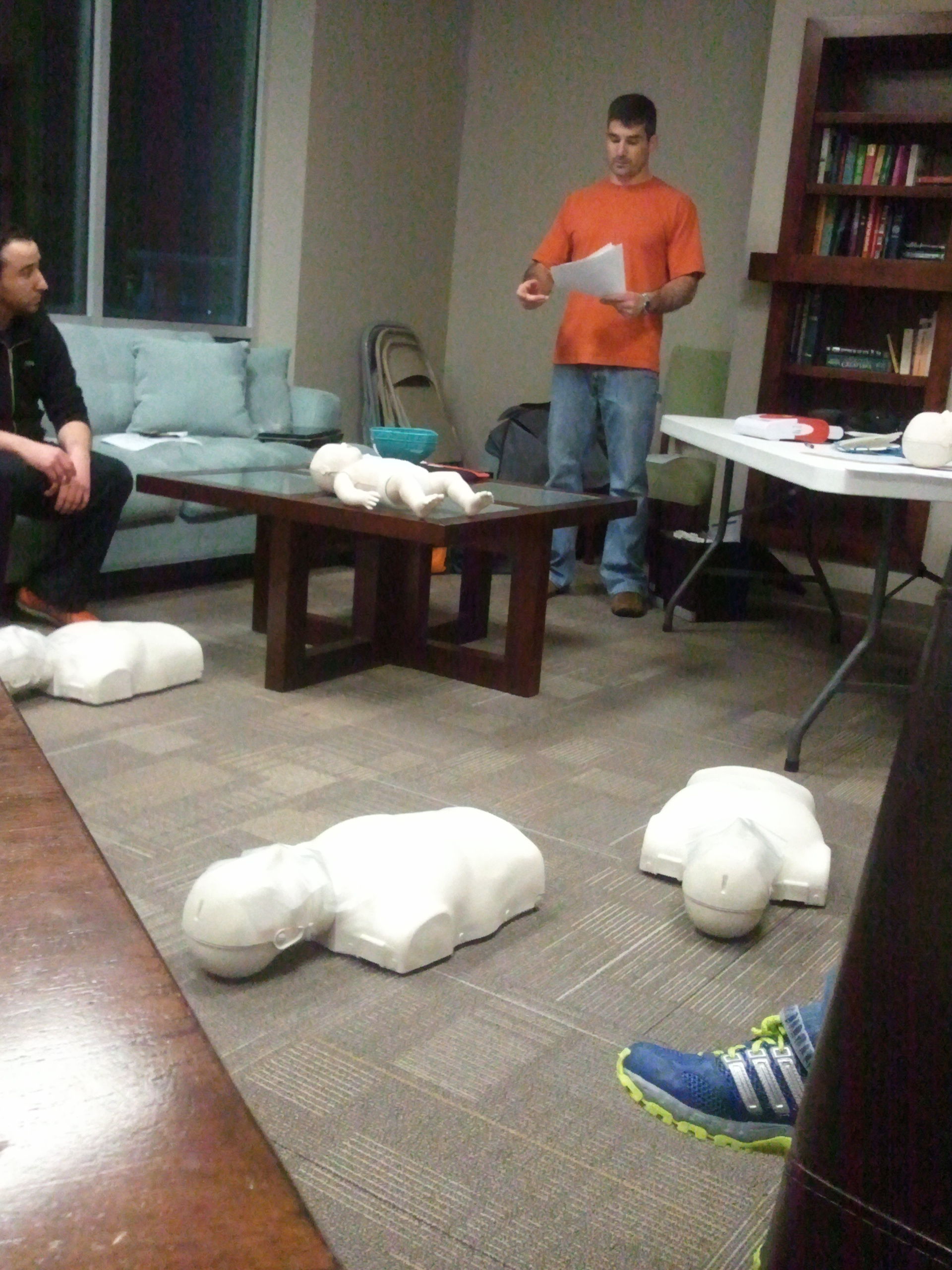 I could save a life fitness food and photography cpr training 1betcityfo Images